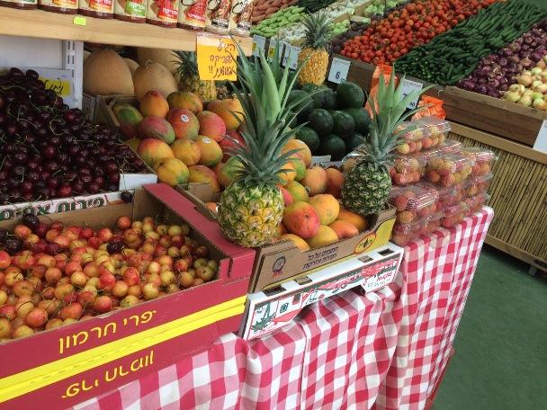 משלוחי פירות וירקות בהוד השרון